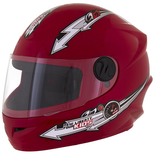 Capacete New Liberty Four Kids