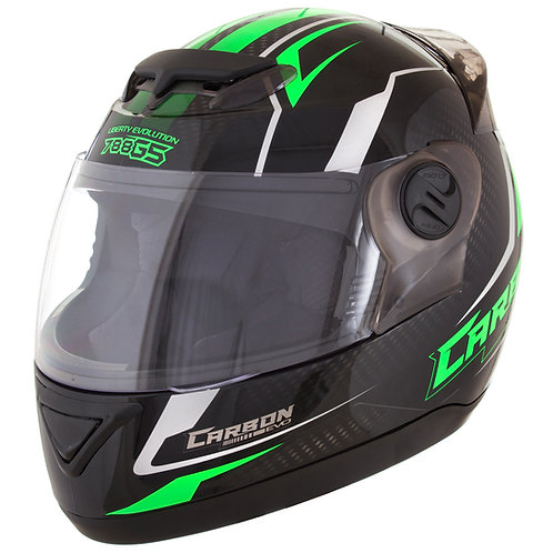Capacete Evolution G5 Carbon Evo
