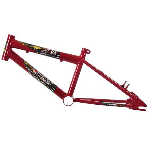 Quadro + Garfo Ultra Bikes Infantil Aro 16