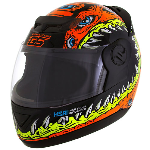 Capacete Evolution G6 Jaws