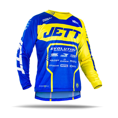 Camisa Jett Evolution 2