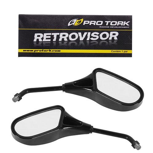 Retrovisor Esportivo Compatível com Honda - Caixa
