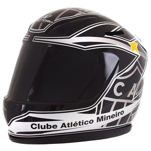 Minicapacete Cofre Atlético Mineiro