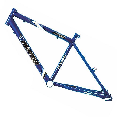 Quadro + Garfo Ultra Bikes Aro 24 Masculino