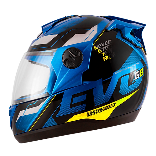 Capacete Liberty Evolution 788 G8 Evo