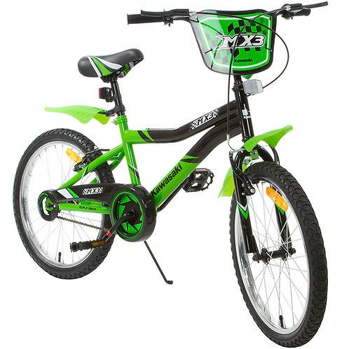 Bicicleta Kawasaki MX3 Infantil