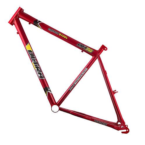 Quadro + Garfo Ultra Bikes  Aro 26 Masculino