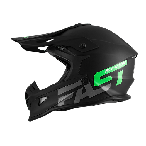 Capacete Fast 788 Solid