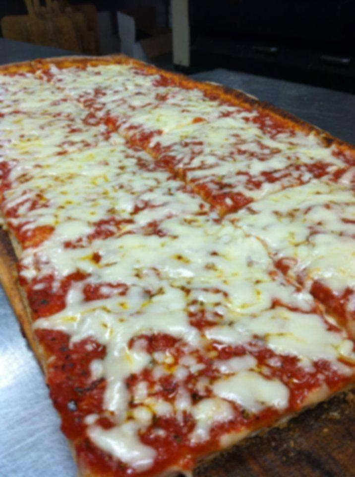 Sicilian Pizza, pizza, italian