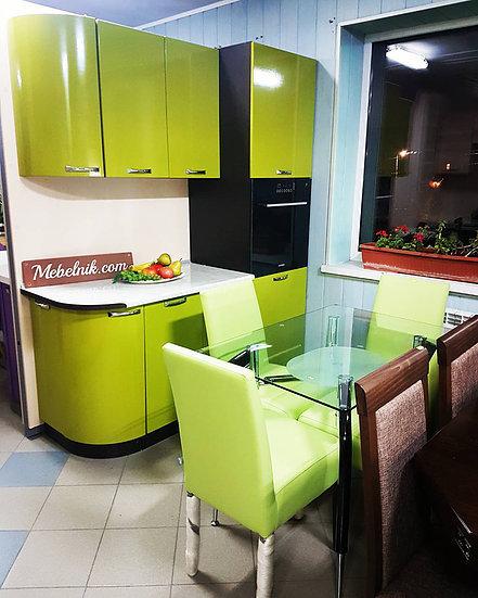 Кухня Гамма Оливка