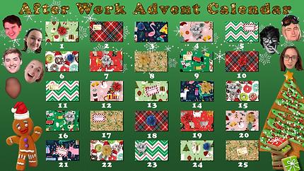 After Work Advent Calendar JJ w: snow.pn