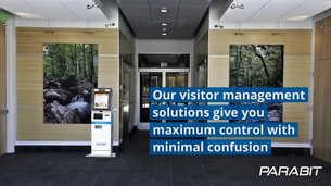 Visitor Management Kiosks