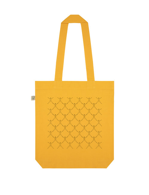 """TOTE BAG """"FENCE"""""""