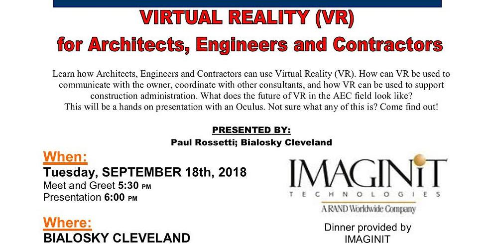 NEOBIM Virtual Reality Seminar