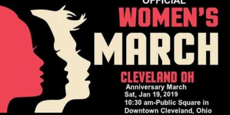Women's March Cleveland