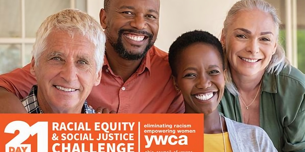 21 Day Race Equity and Social Justice Challenge