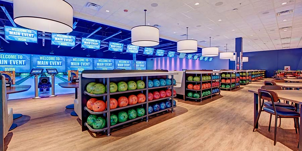 WIC Week 2020 - Bowling Night at Main Event