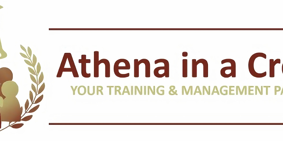 Conflict Resolution/Management by Athena in a Crowd