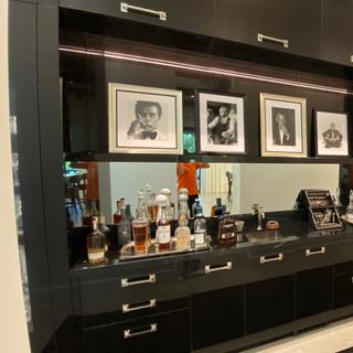 Bar Hospitality Closet Lifestyle
