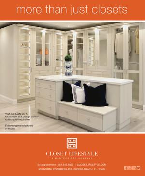 Closet Lifestyle Luxe Magazine