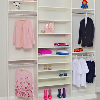 Closet Lifestyle Children's Custom Closet