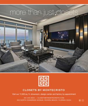 Closets By Montecristo