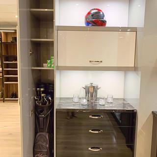 Golf Storage Closet Lifestyle