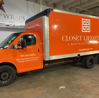 Closet Lifestyle Truck