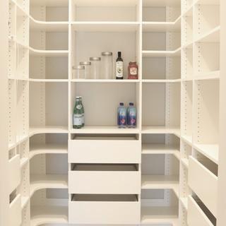 Closet Lifestyle Kitchen Pantry