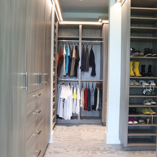 Closet Lifestyle Master Closet