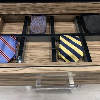 Closet Lifestyle Tie Drawer