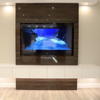 Closet Lifestyle Showroom TV Unit