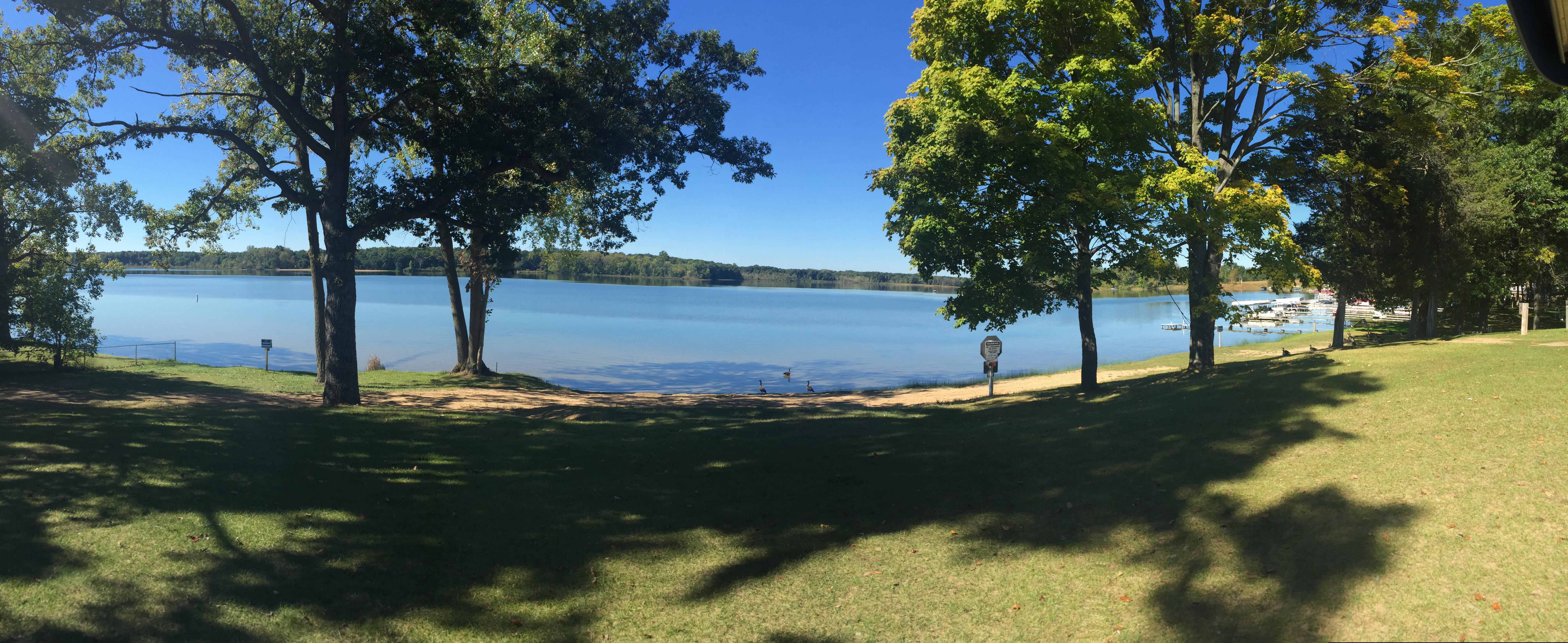 BP Lake Scene