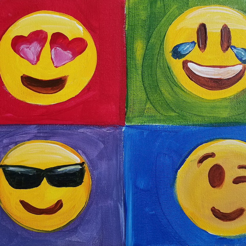Kreative Kids: Emoji Party