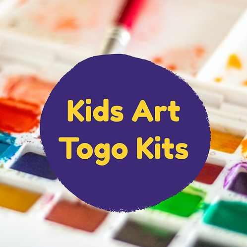 Kids Art Togo Kits
