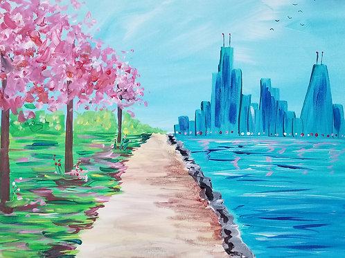 Riverwalk Painting Bundle