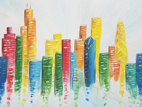 Abstract City Bundle