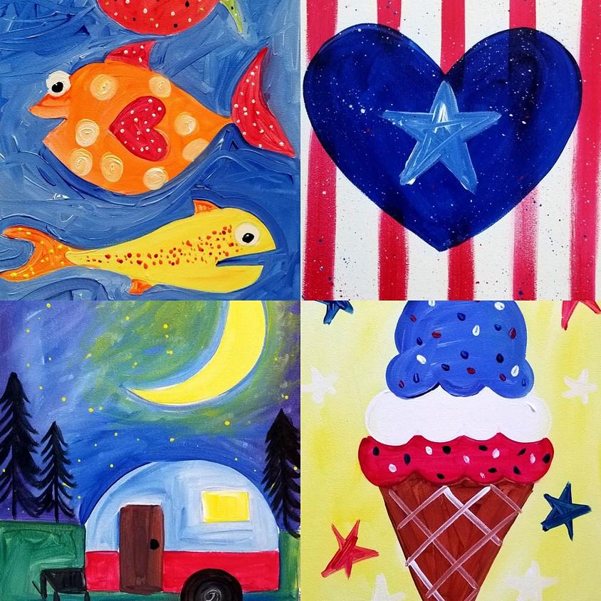 Kreative Kids: ART KITS for only $25