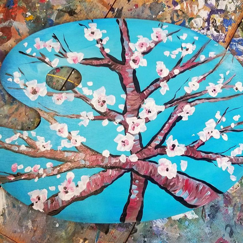 Blossom Wood Palette