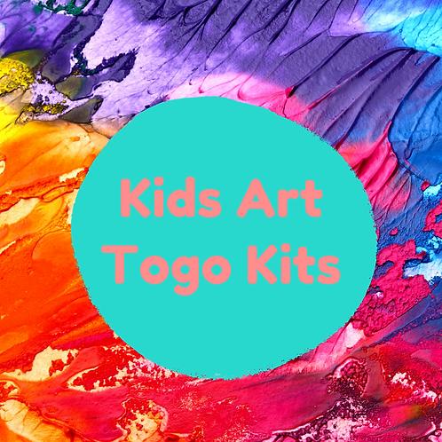 Kids Art Togo Kits