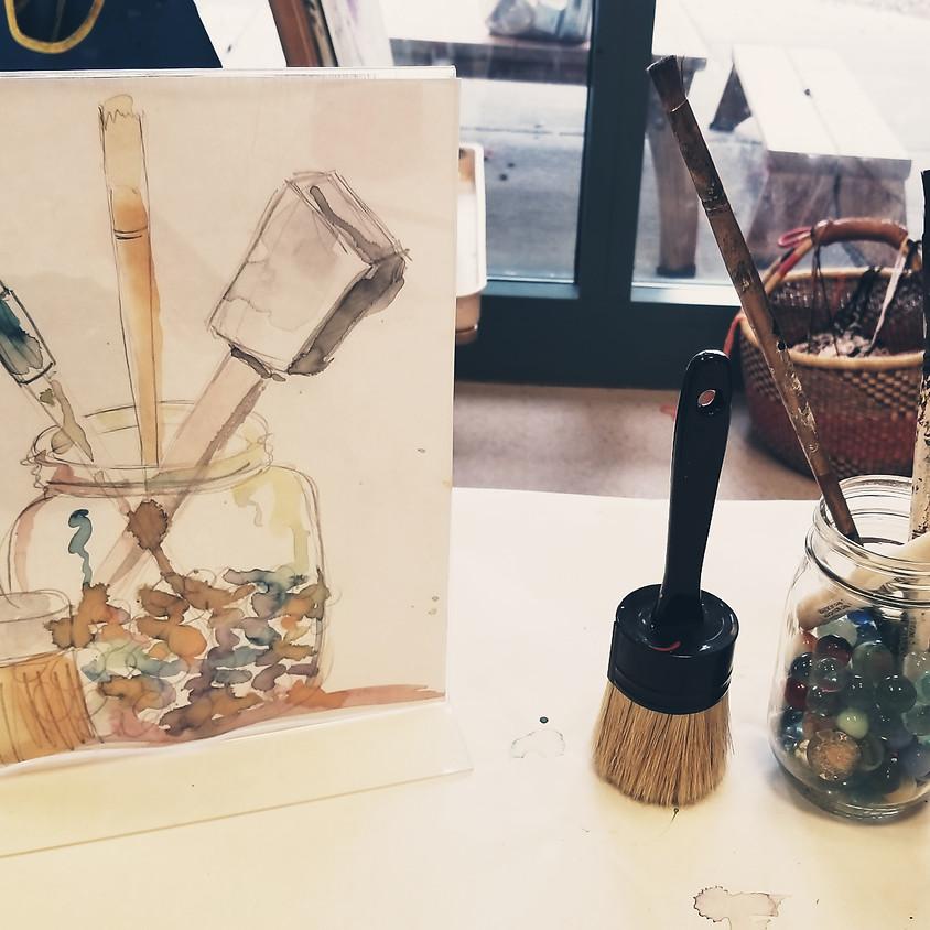 Kreative Kids: Still Life Painting