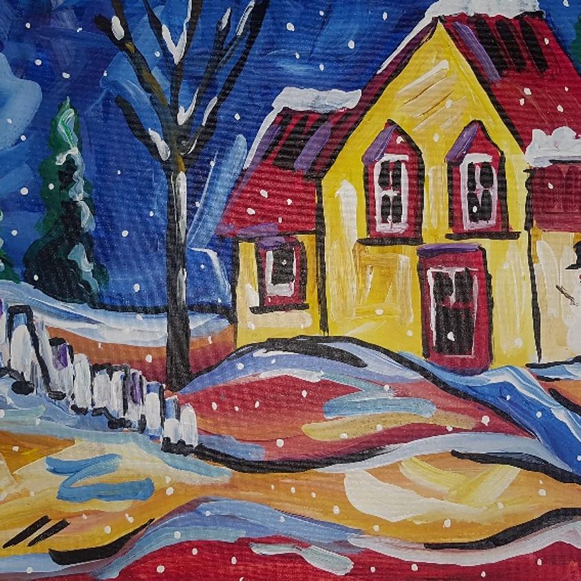 Snow Cottages