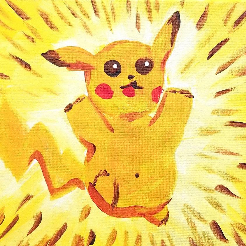 Kreative Kids: Pikachu