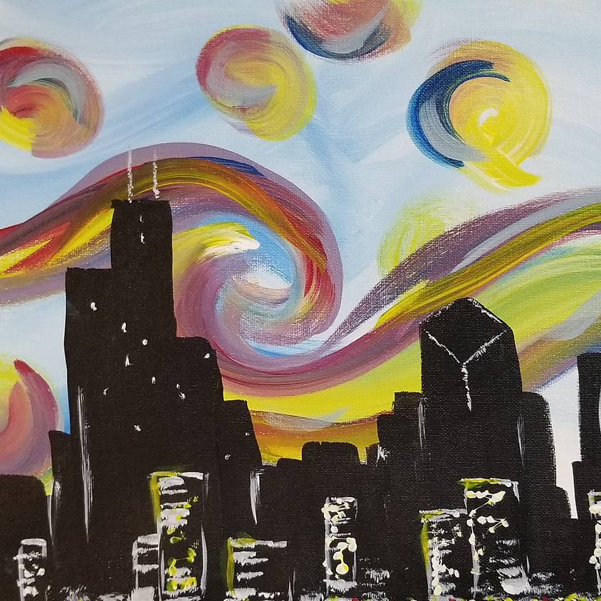 Kreative Kids: Starry ChiTown ( No Discounts Accepted)