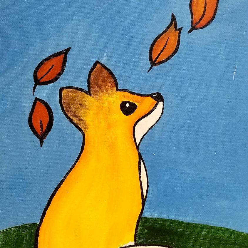 Kreative Kids: Curious Fox