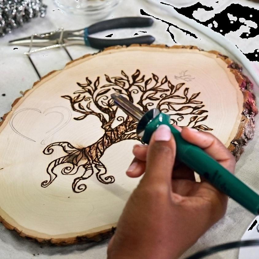 Pyrography: Custom Wood Burning