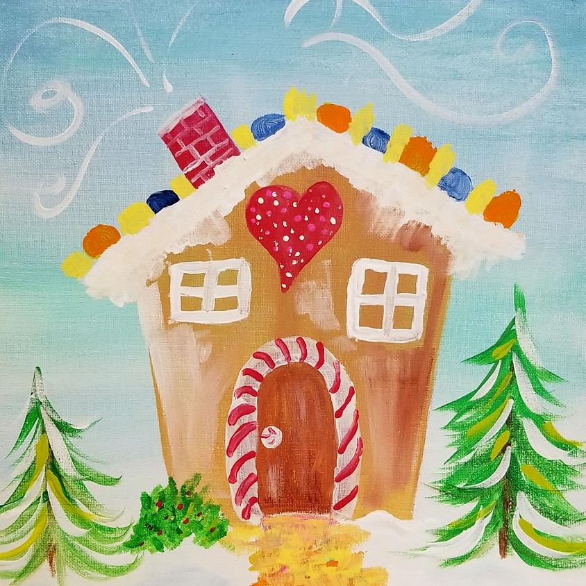 Kreative Kids: Gingerbread House