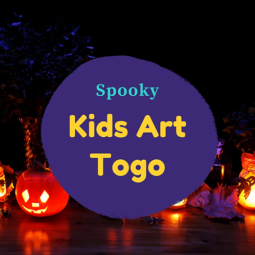 copy of Kids Art Togo Kits