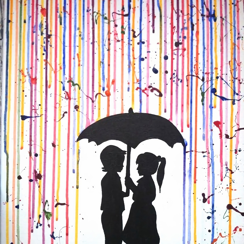 Colorful Rain only $30