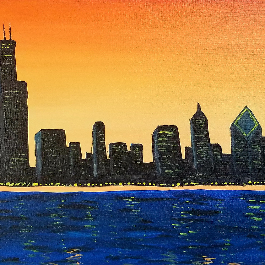 Sunset Over Chitown